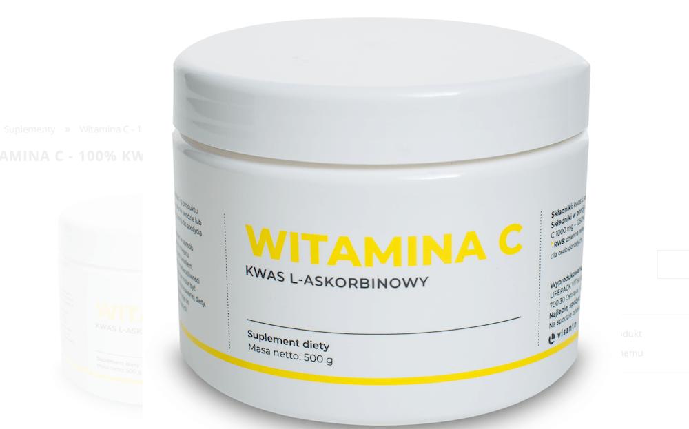najlepsza witamina C